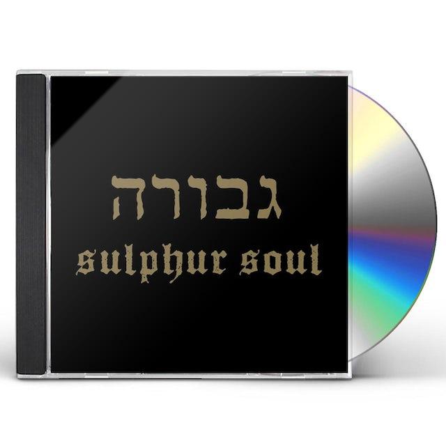Gevurah SULPHUR SOUL CD