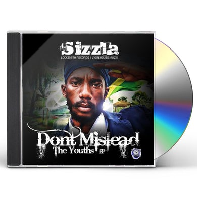 Sizzla DON'T MISLEAD THE YOUTHS CD