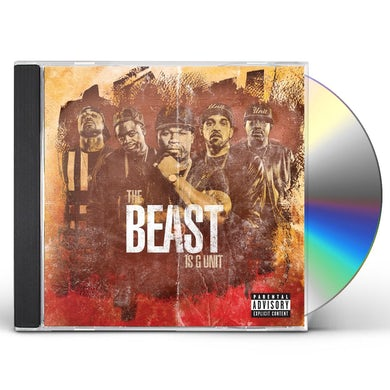 G-Unit BEAST IS G UNIT CD