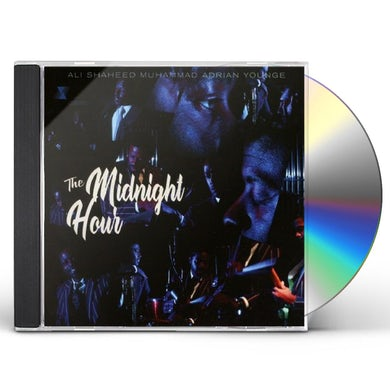 Adrian Younge Midnight Hour CD