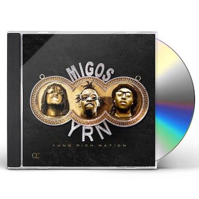 Migos YUNG RICH NATION CD