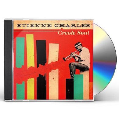 Etienne Charles CREOLE SOUL CD