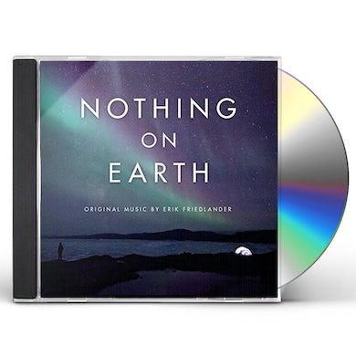 NOTHING ON EARTH CD