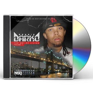Donnie Darko ART OF LIVING 1 CD