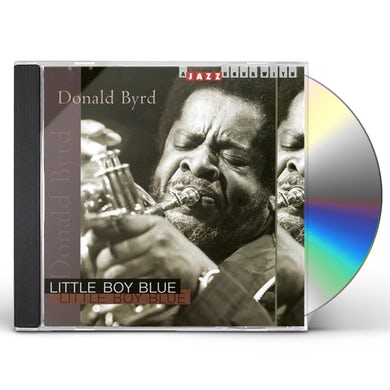 Donald Byrd LITTLE BOY BLUE CD