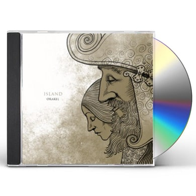 ISLAND ORAKEL CD