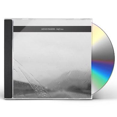 Aidan Baker HALF LIVES CD
