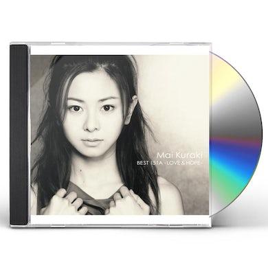 Mai Kuraki BEST 151A LOVE & HOPE CD