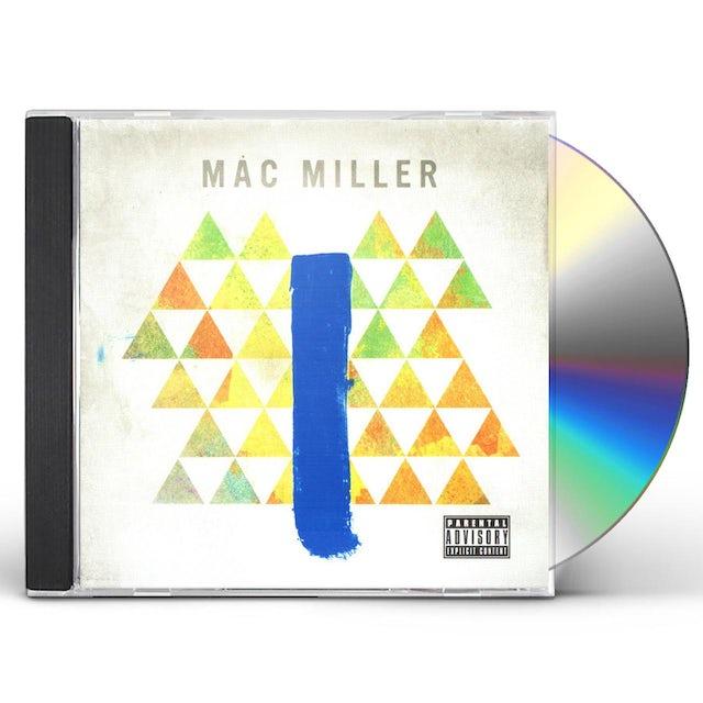 Mac Miller BLUE SLIDE PARK CD