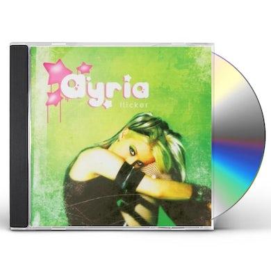 Ayria FLICKER CD