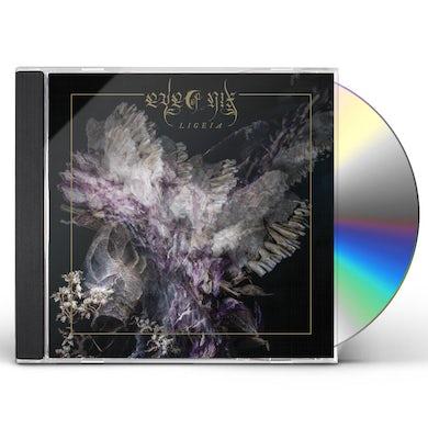 Eye Of Nix Ligeia CD