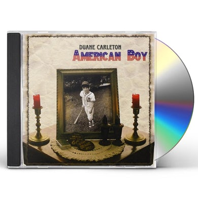 Duane Carleton AMERICAN BOY CD