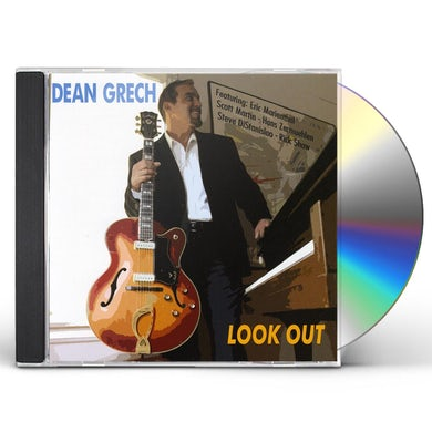 Dean Grech LOOK OUT CD