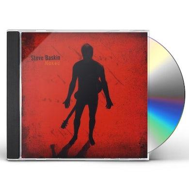 Steve Baskin NAKED CD