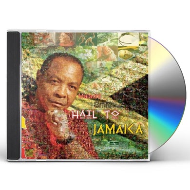 Malachi HAIL TO JAMAICA CD
