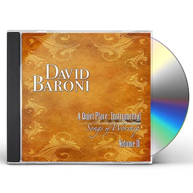 QUIET PLACE: INSTRUMENTAL SONGS OF WORSHIP 2 CD