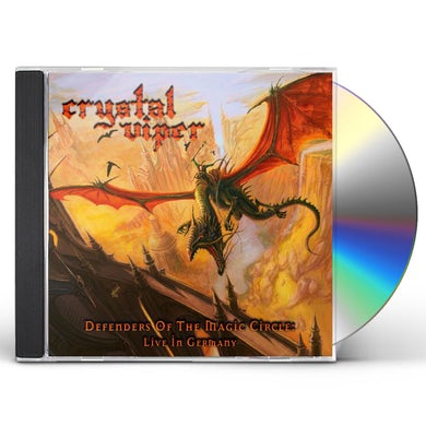 Crystal Viper DEFENDERS OF THE MAGIC CIRCLE CD