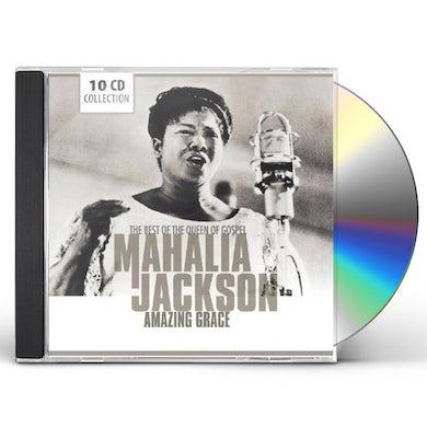 Mahalia Jackson AMAZING GRACE-THE BEST OF THE QUEEN OF GOSPEL CD