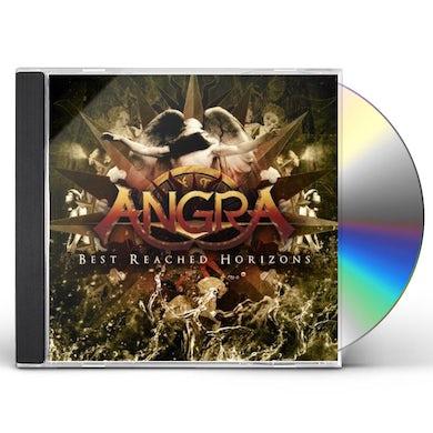Angra BEST REACHED HORIZONS CD