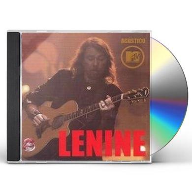 Lenine ACUSTICO MTV CD