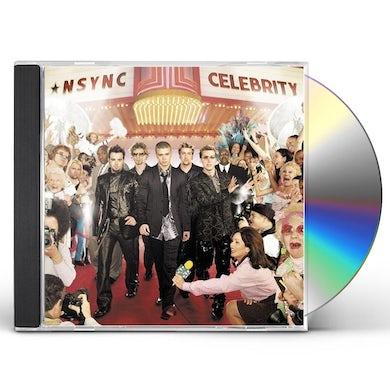 *NSYNC CELEBRITY CD