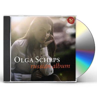RUSSIAN ALBUM CD
