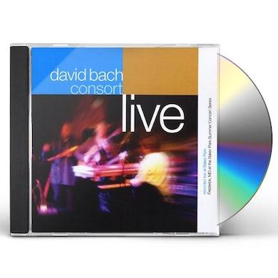 David Bach CONSORT (LIVE) CD