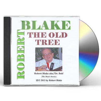 Robert Blake OLD TREE CD
