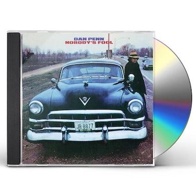 Dan Penn NOBODY'S FOOL CD