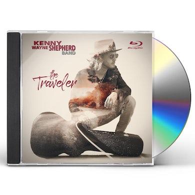 Kenny Wayne Shepherd The Traveler (Blu-ray) CD