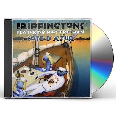 Rippingtons COTE D'AZUR CD