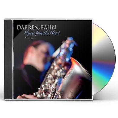 Darren Rahn HYMNS FROM THE HEART CD