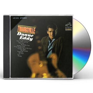 Duane Eddy TWANGSVILLE CD