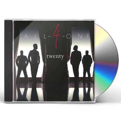 All-4-one Twenty+ CD