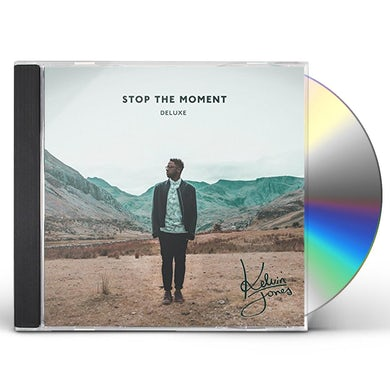 Kelvin Jones STOP THE MOMENT CD