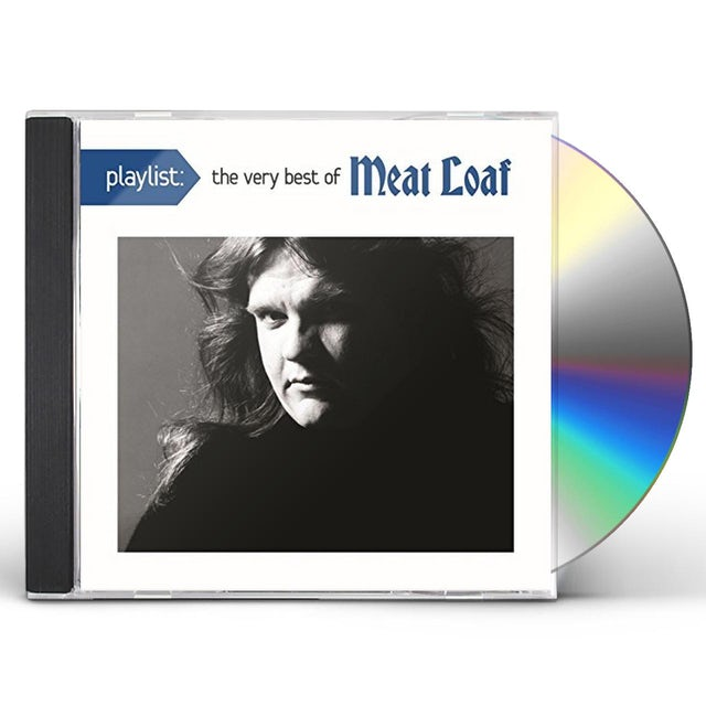 PLAYLIST: THE VERY BEST OF MEAT LOAF CD