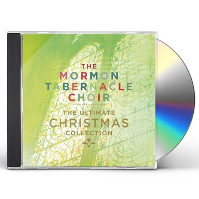 Mormon Tabernacle Choir ULTIMATE CHRISTMAS COLLECTION CD