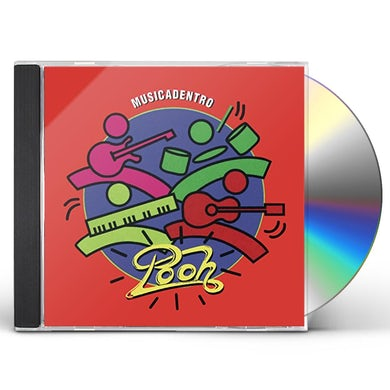 POOH MUSICA DENTRO CD