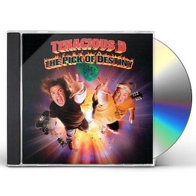Tenacious D PICK OF DESTINY (GOLD SERIES) CD
