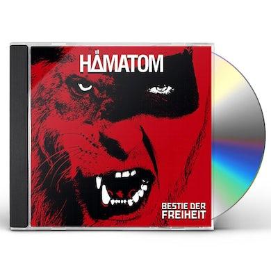 Hamatom BESTIE DER FREIHEIT CD