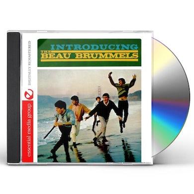 Beau Brummels INTRODUCING CD