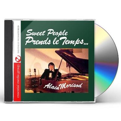 Alain Morisod PRENDS LE TEMPS CD