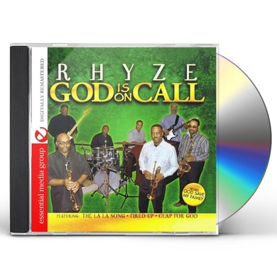 GOD IS ON CALL CD