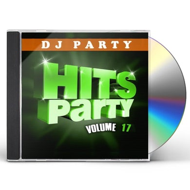 DJ Party HITS PARTY 17 CD