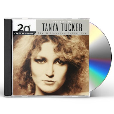 Tanya Tucker 20TH CENTURY MASTERS: MILLENNIUM COLLECTION CD