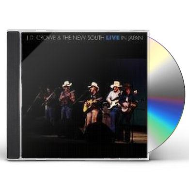 J.D. Crowe LIVE IN JAPAN CD