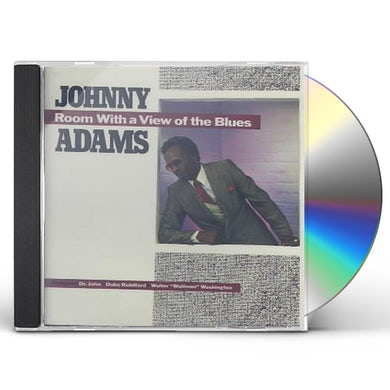 Johnny Adams ROOM WITH A VIEW CD