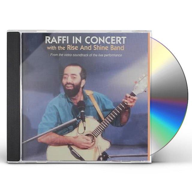 Raffi IN CONCERT CD