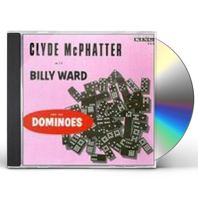 Clyde Mcphatter WITH BILLY WARD & DOMINOES CD