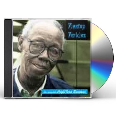 Pinetop Perkins HERITAGE OF THE BLUES: COMPLETE HIGHTONE SESSIONS CD